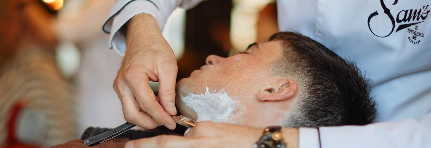 Sam's Barbers and Pomp & Co. Vouchers Online