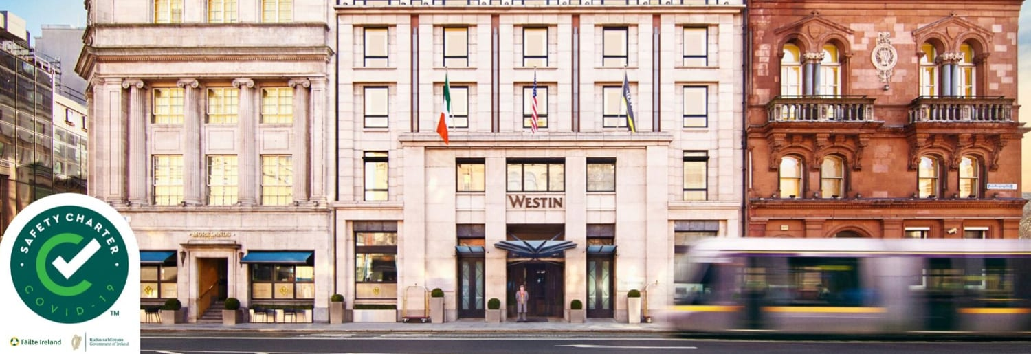 The Westin Reopens with Special Offers