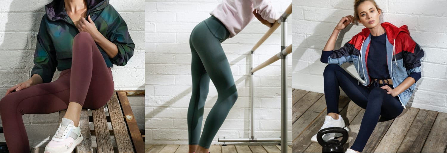 Brown Thomas and Arnotts New SPANX Active SS21 collection