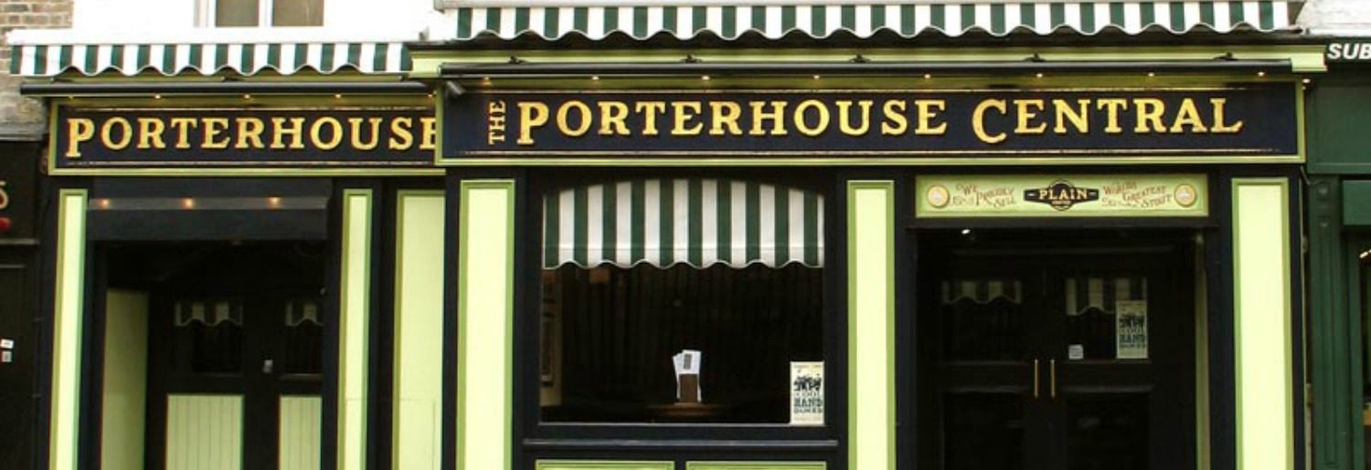 The Porterhouse Central