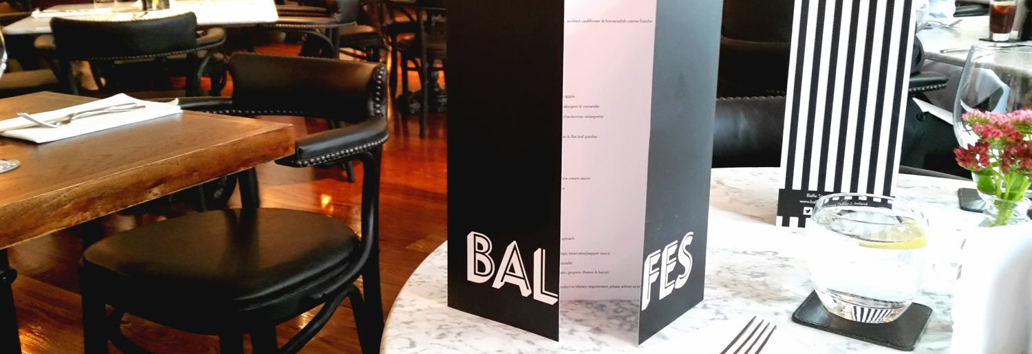 Balfes launches new healthy menu with BodyByrne Fitness