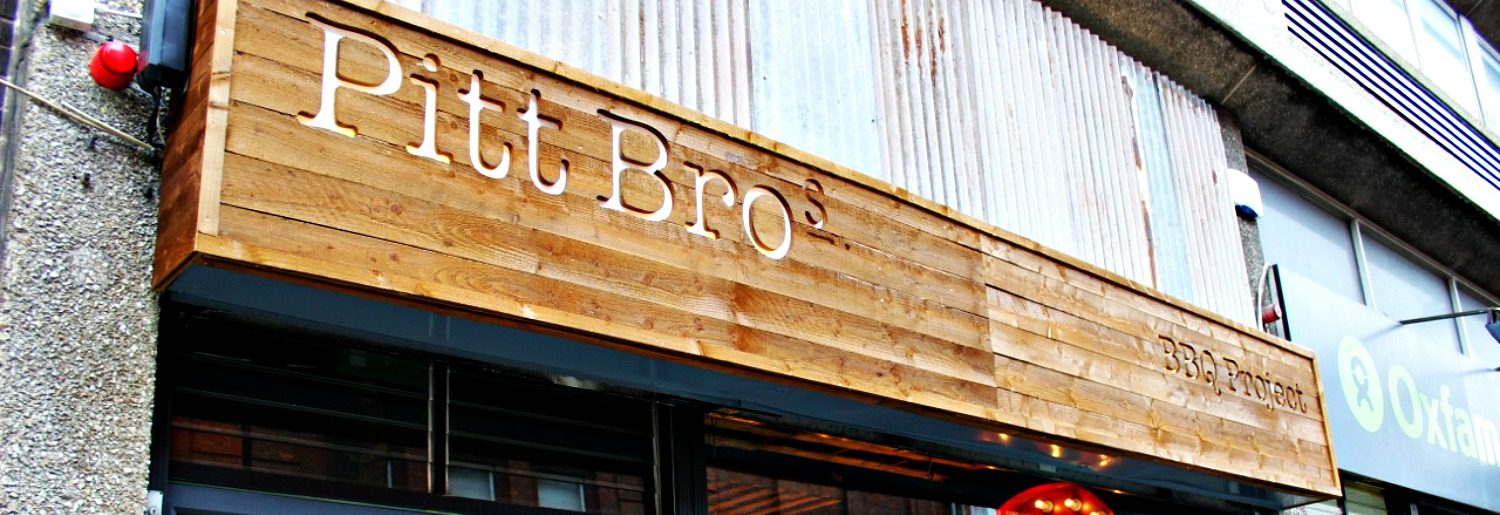 Dublin City Lunch Inspiration: Pitt Bros BBQ Project
