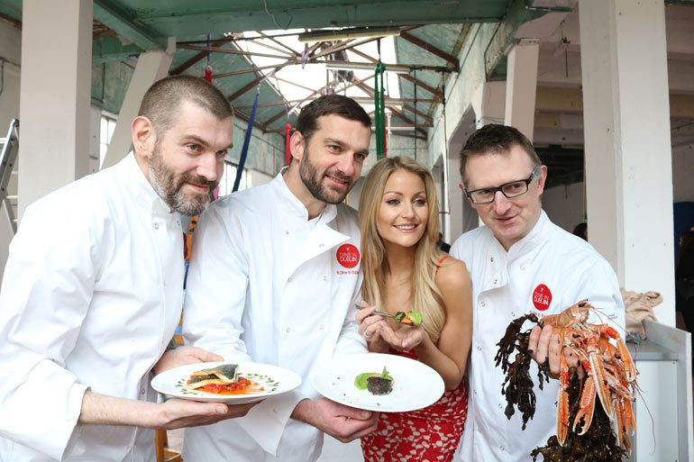 Dine in Dublin 2016