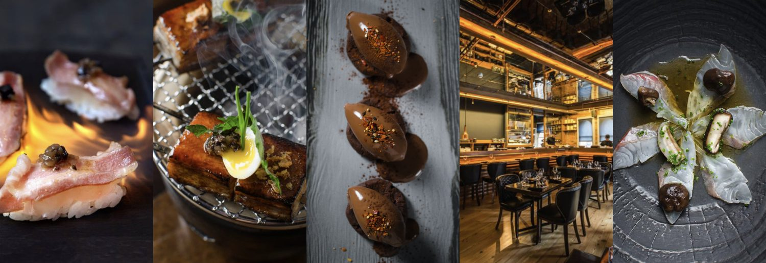 Taste at Rustic's Exciting New Menu