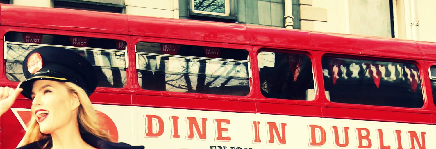 Exciting Taste Tour Bus comes to DineinDublin