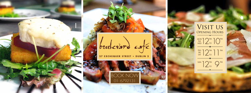 21 years of business for Boulevard Café in the Creative Quarter