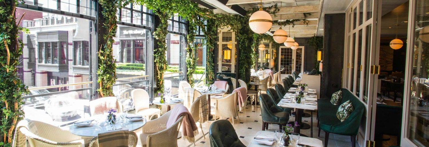 WILDE, the perfect spot in the heart of Dublin for a pre-theatre dining experience
