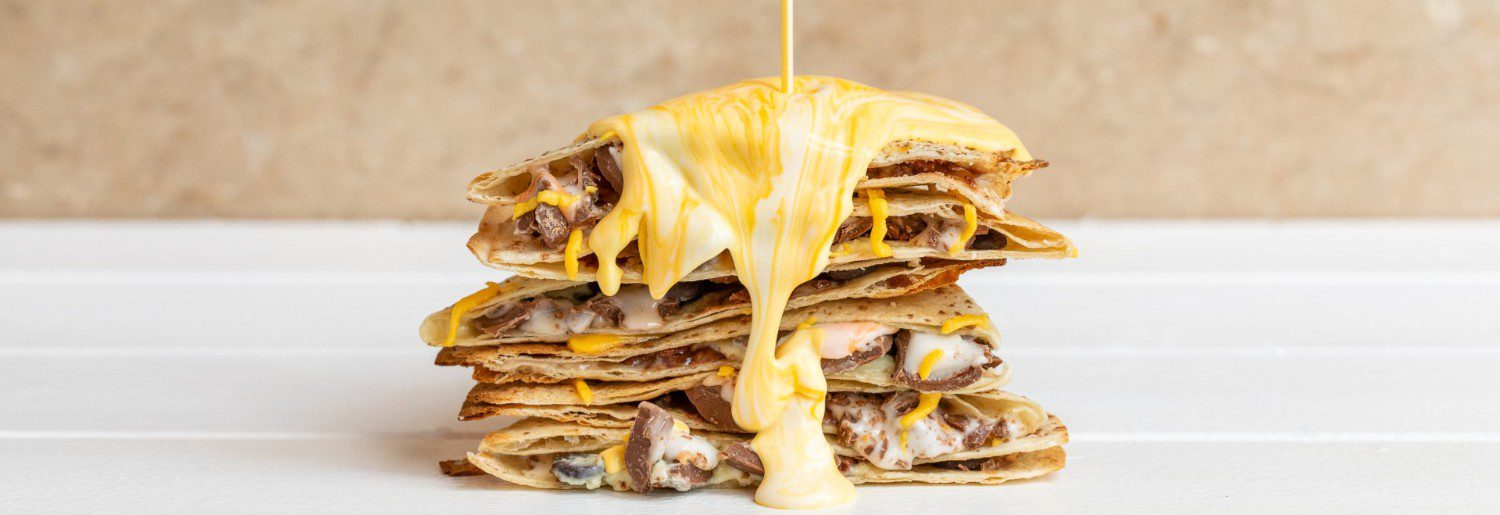 Boojum Create the Quesadilla of Dreams in Association with Deliveroo