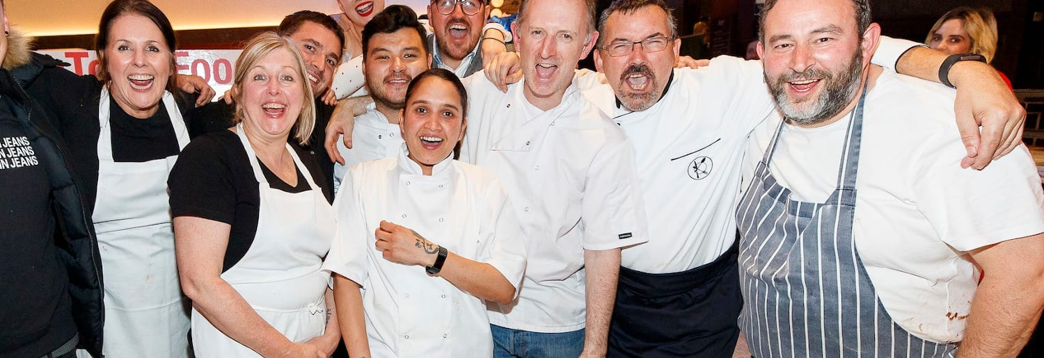 Dublin Chefs Come Together to Launch DublinTown Food & Drink Festival 2019