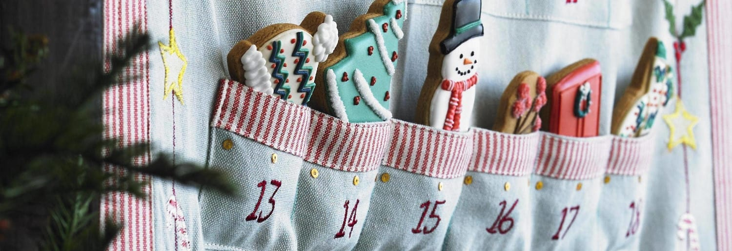 Delicious Advent Calendars 2019 for the Foodies