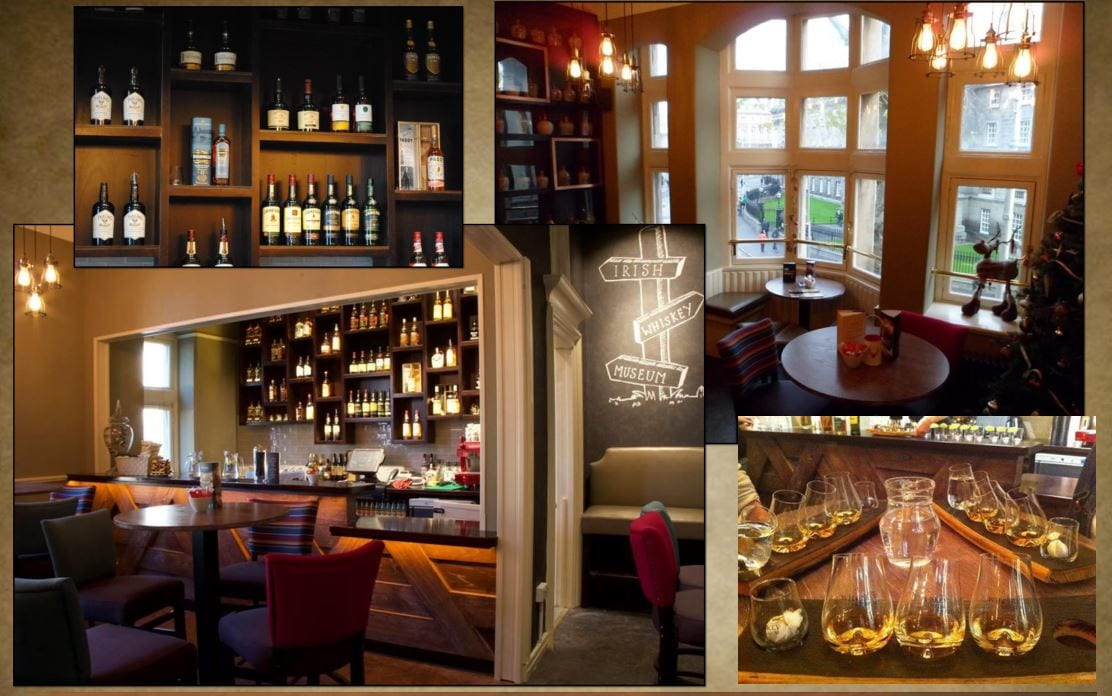 Whiskey & Brunch Experience at The Irish Whiskey Museum