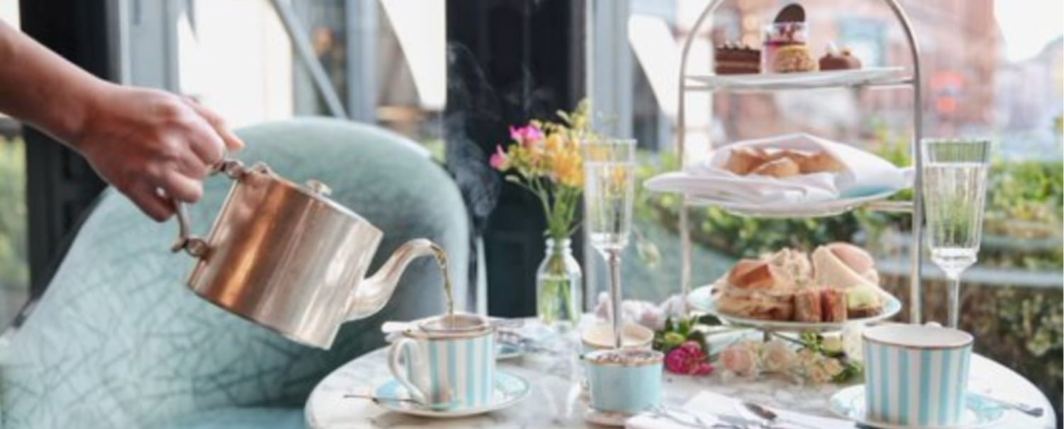 The Westbury Mothers Day Afternoon Tea Experience