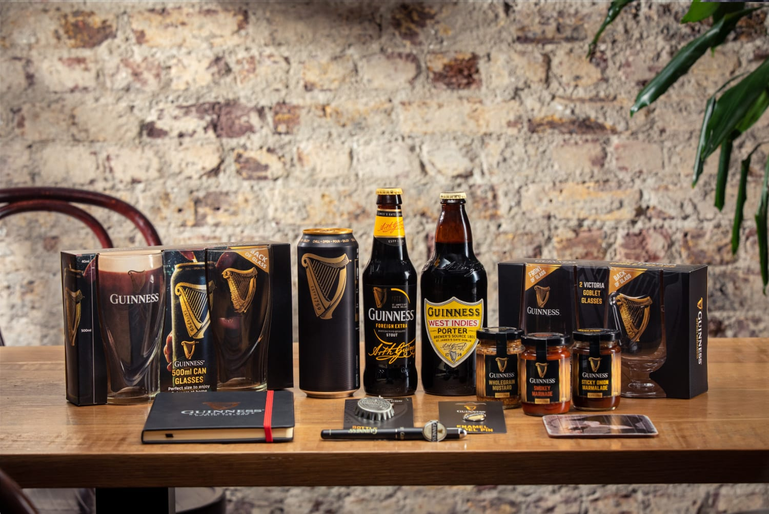 ENJOY THE MAGIC OF GUINNESS AT HOME WITH GUINNESS STOREHOUSE'S EXCLUSIVE TASTING EXPERIENCES