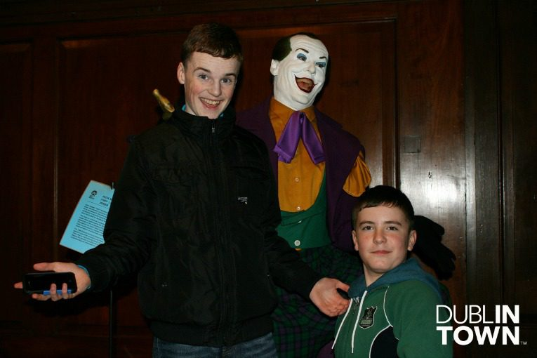 Lads with Joker SD 5