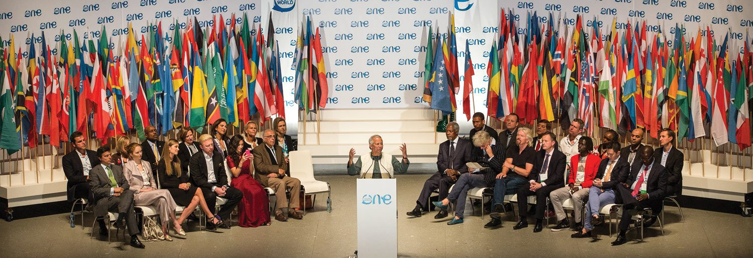 One Young World 2014