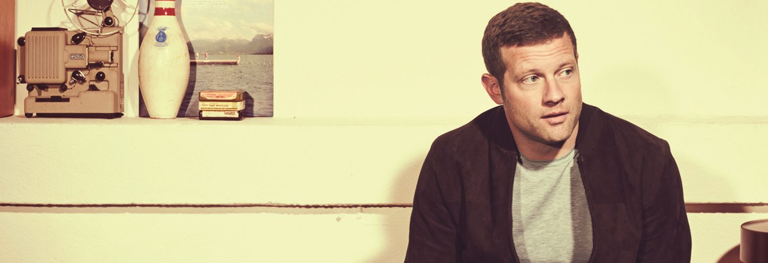 Dermot O'Leary at Easons O'Connell Street