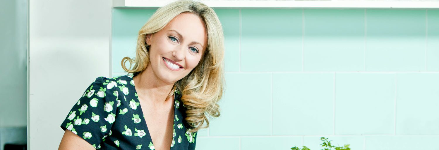 Clodagh McKenna Live Cookery Demo at Easons