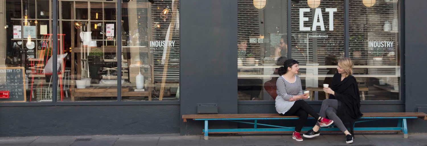 Industry & Co – Home Goods Shop & Eatery