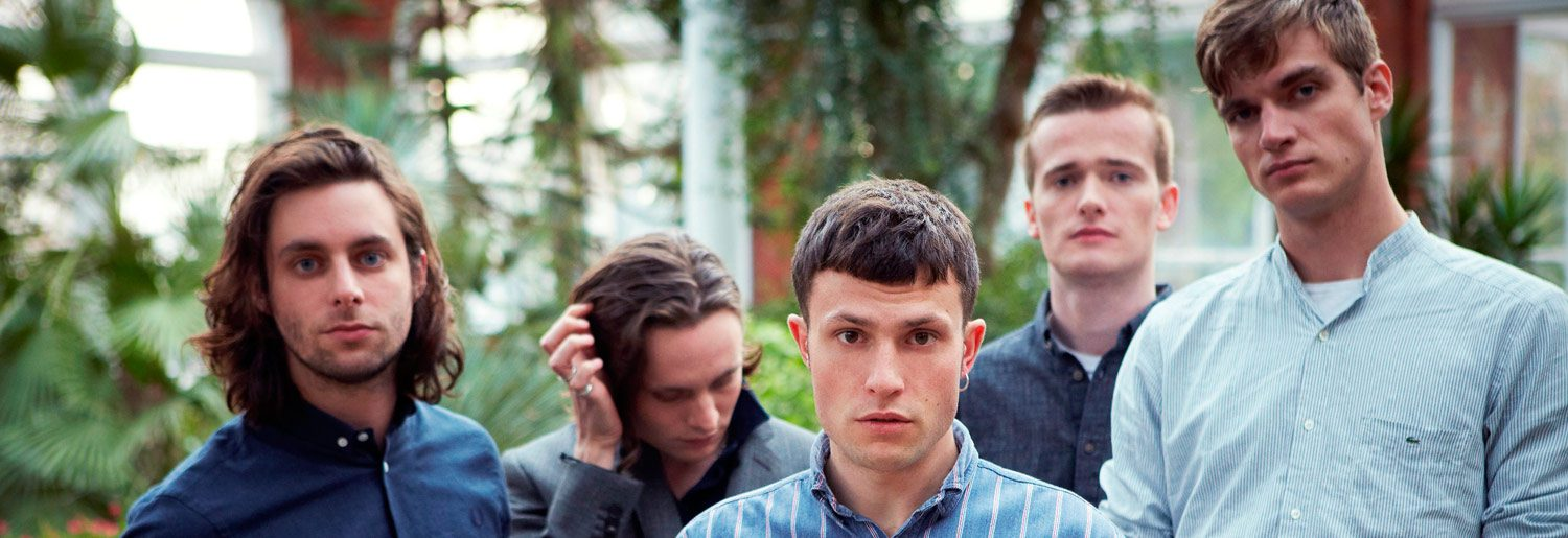The Maccabees live at the Olympia Theatre