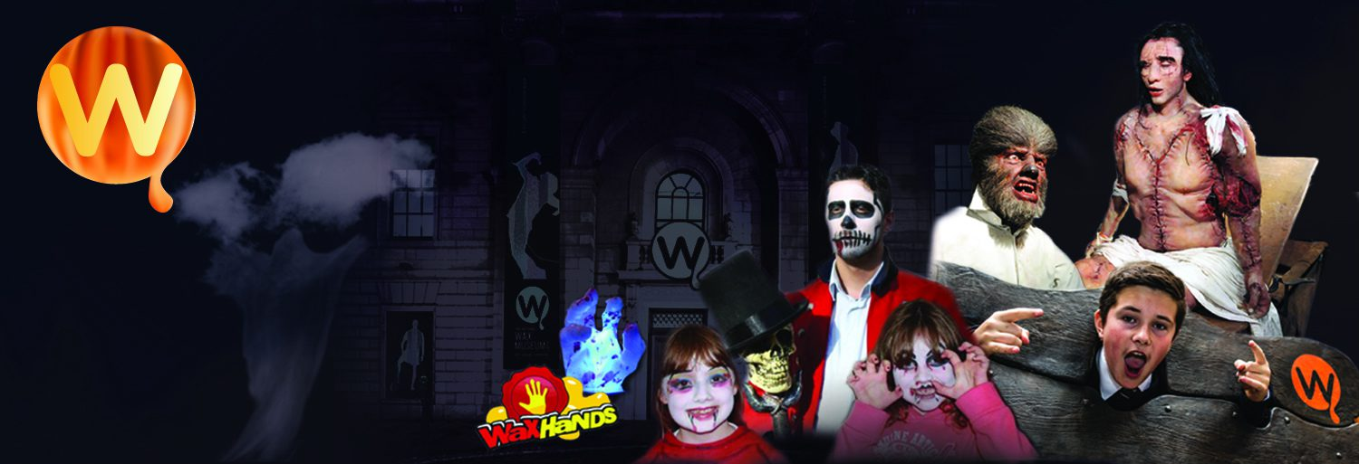 Halloween at the National Wax Museum