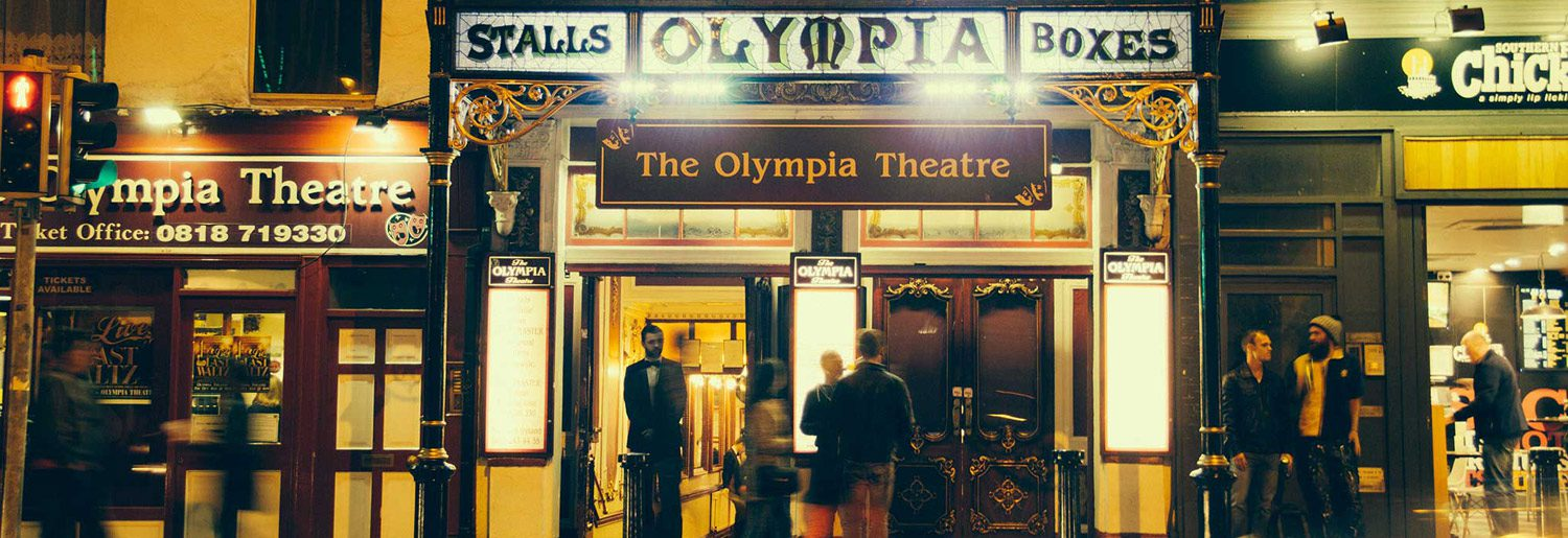Olympia Panto – Polly & The Beanstalk
