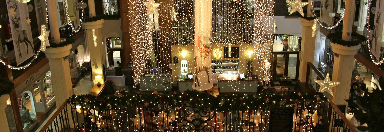 Christmas at The Powerscourt Centre