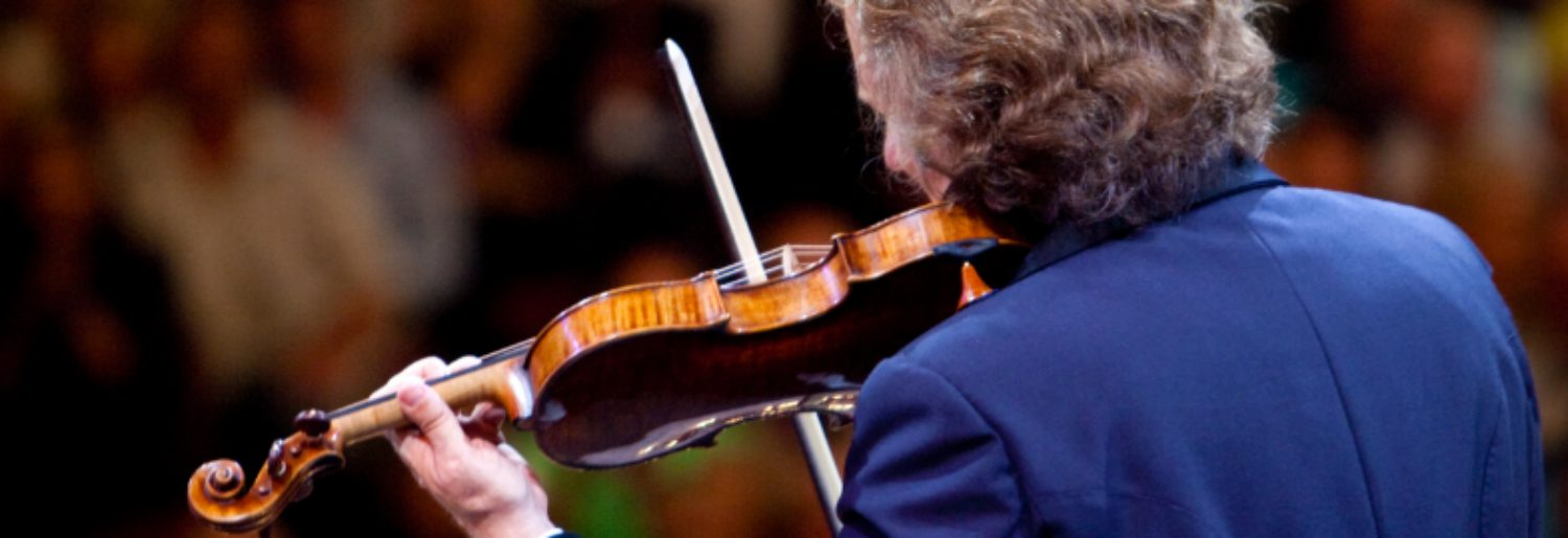 André Rieu on the big screen at the IMC Dublin Savoy: Christmas with André