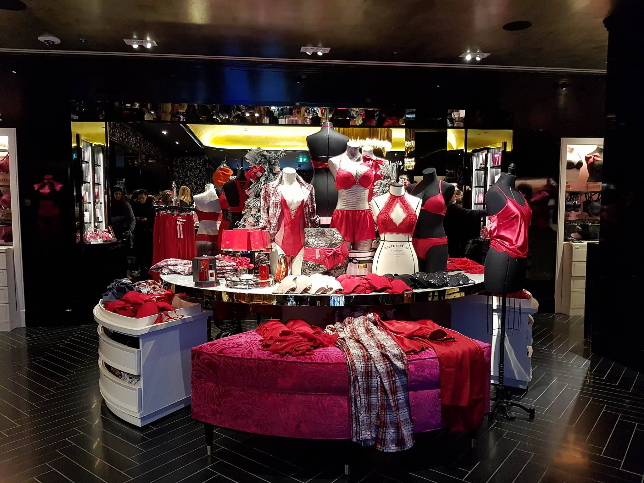 Victoria's Secret Opens on Grafton Street & It Is Everything We Hoped It Would Be