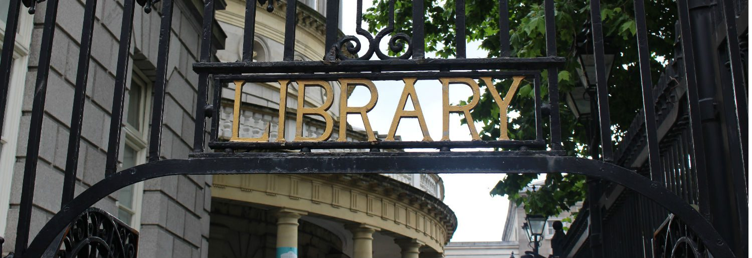 December Events in National Library of Ireland