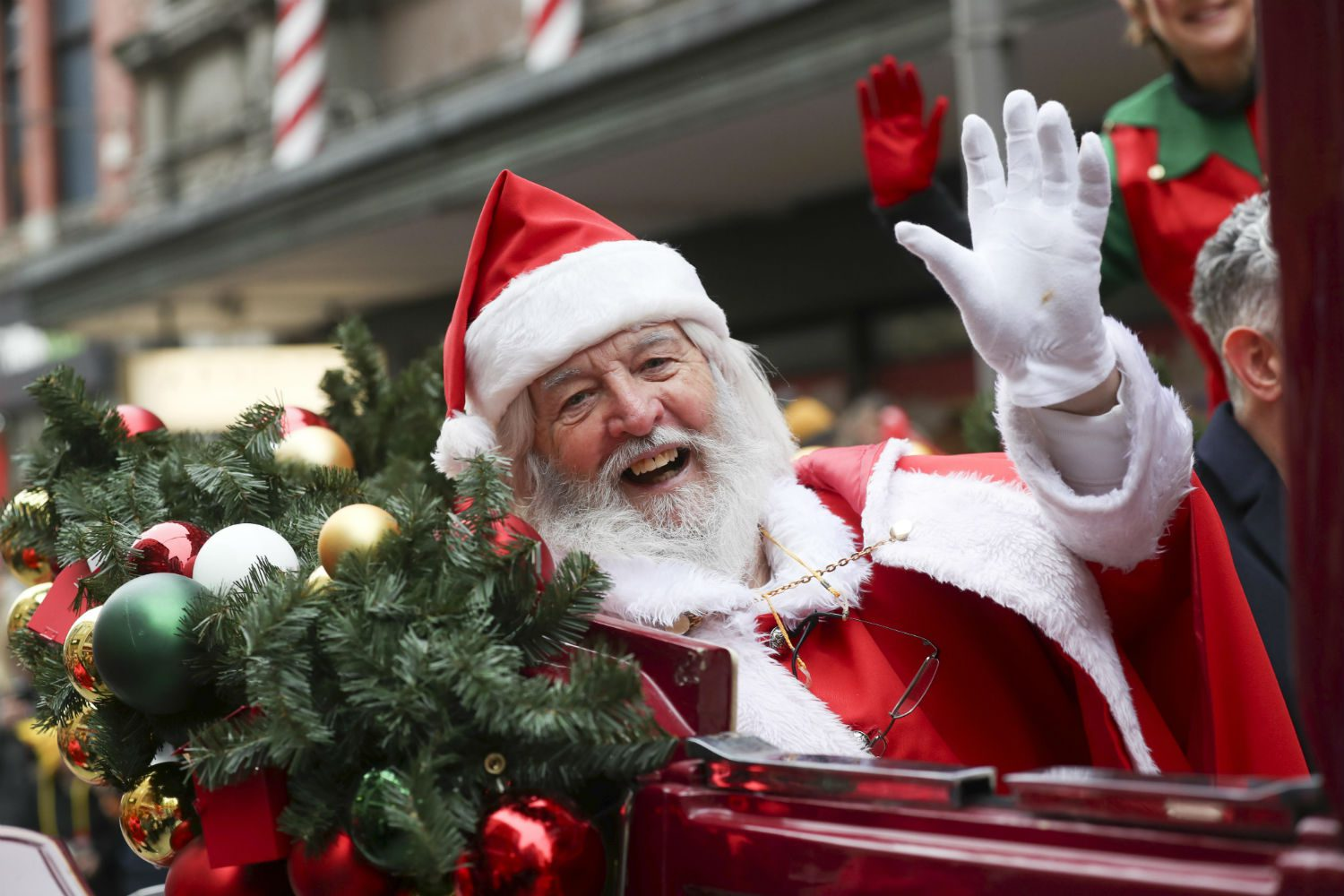 Date for Santa Claus Arriving in Arnotts announced!