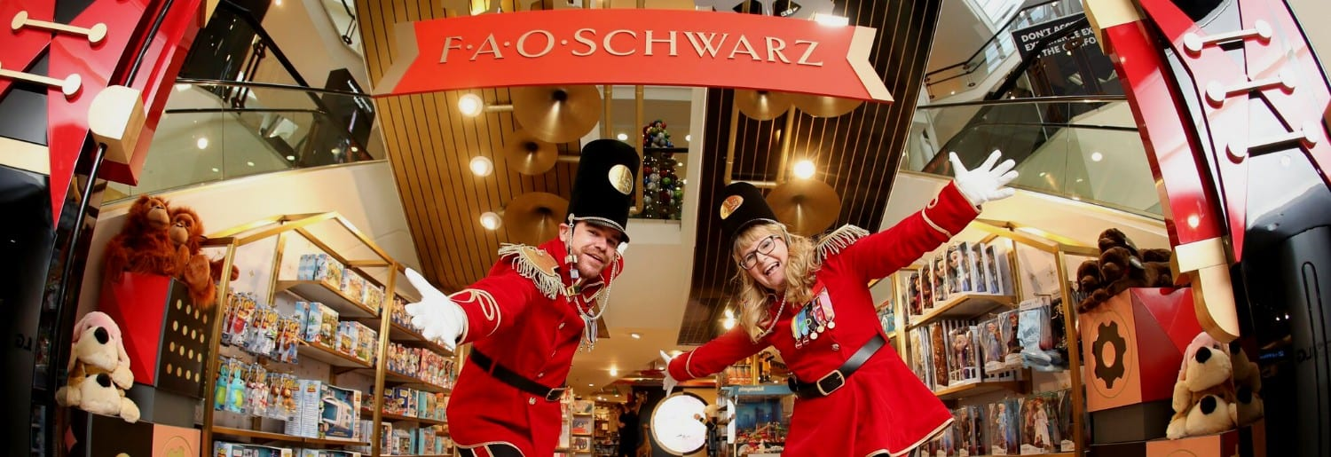 FAO Schwarz Lands in Arnotts Dublin