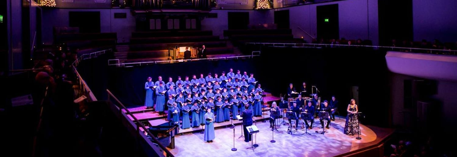 The Palestrina Choir Ring Christmas Bells Concert at National Concert Hall