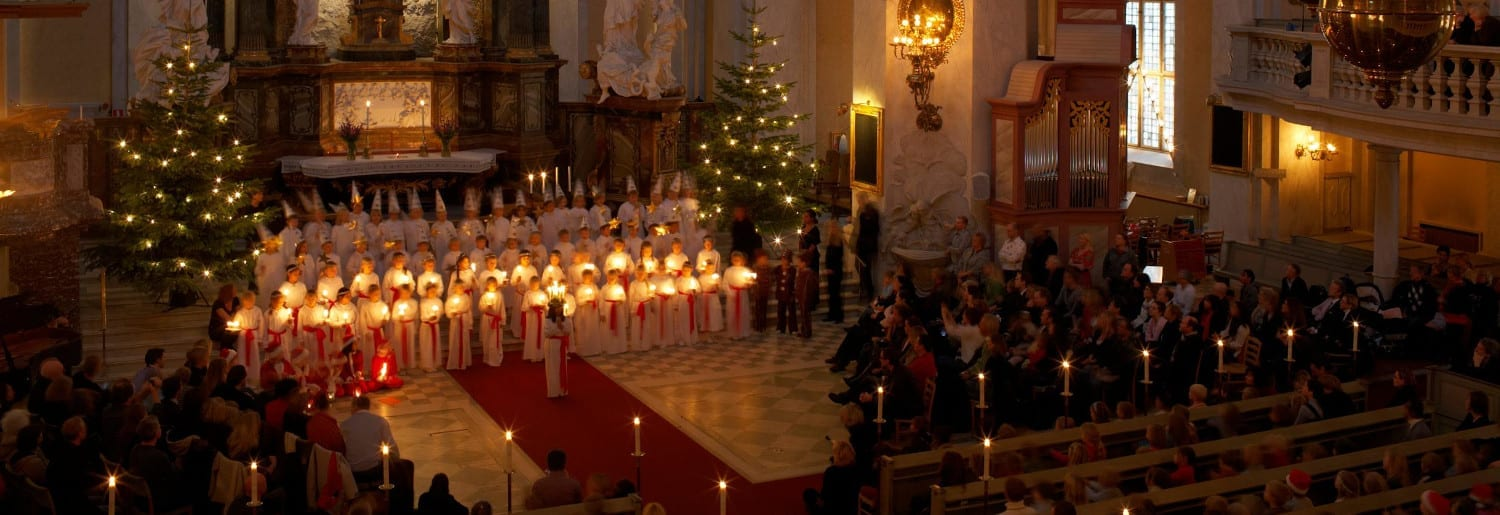 Sankta Lucia 2019: Darkness to Light at Christ Church