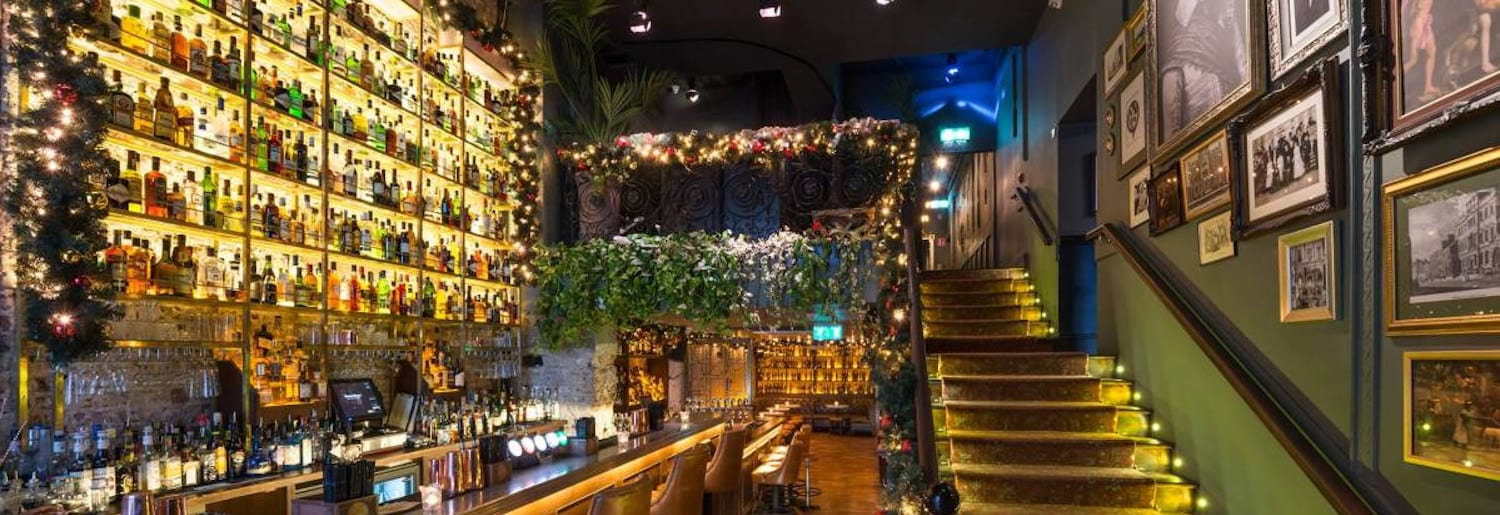 New Year's Eve Social at Farrier & Draper