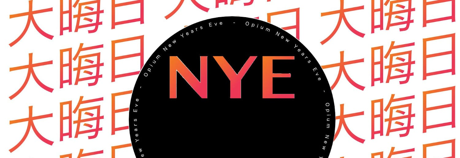 New Year's Eve at Opium's Botanical Garden