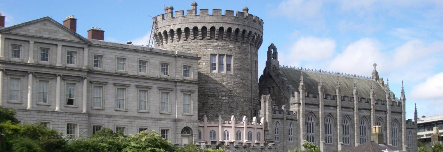 These Immovable Walls: Performing Power at Dublin Castle