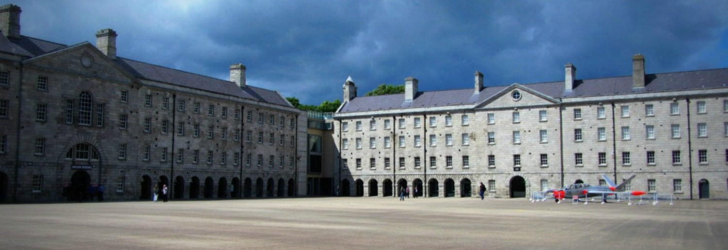 Heritage Week Tour: Home at the Barracks