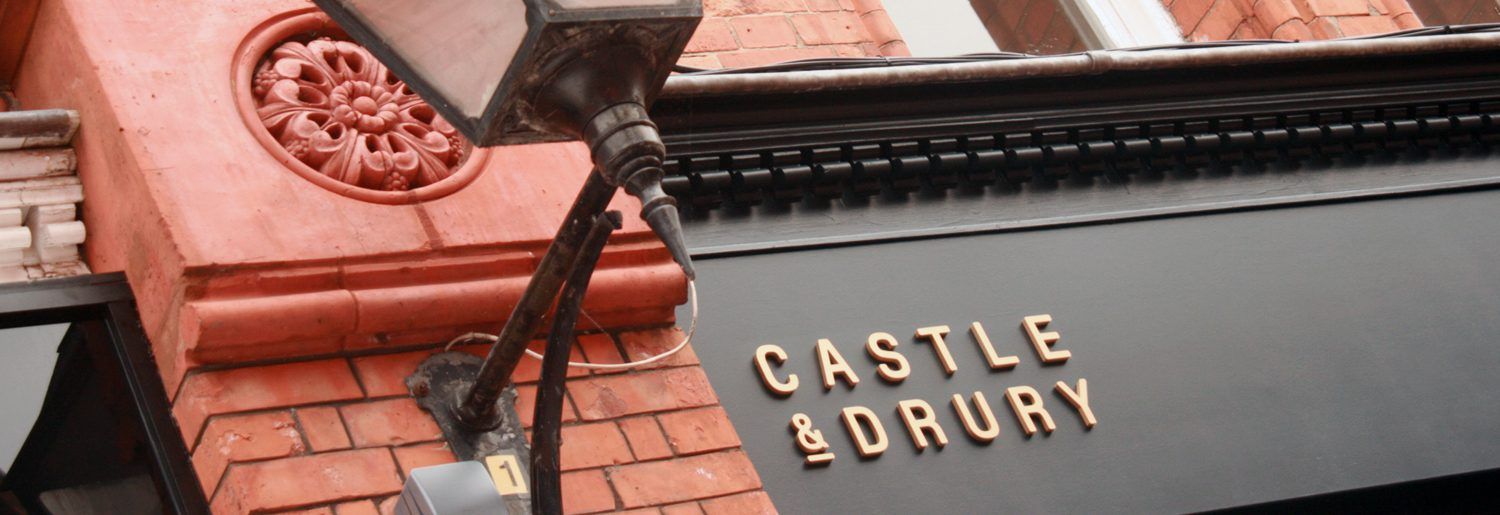 Castle & Drury Special New Arrival & Pop Up Store