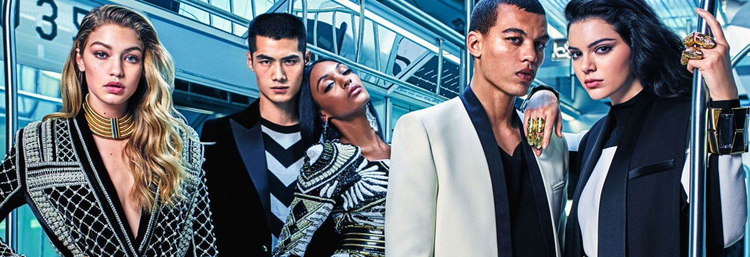 Balmain x HM – See Complete Collection