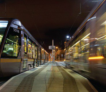 Night Luas