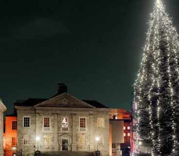 Dublin at Christmas December Photo Challenge