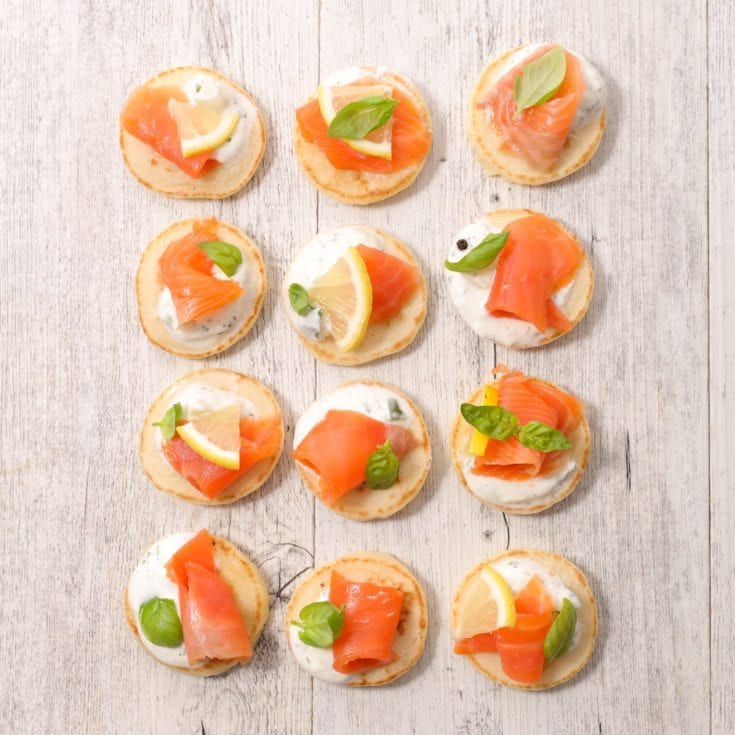 pancake toppings, healthy, diet, weight loss, salmon, cream cheese, chives, pancake Tuesday, healthy