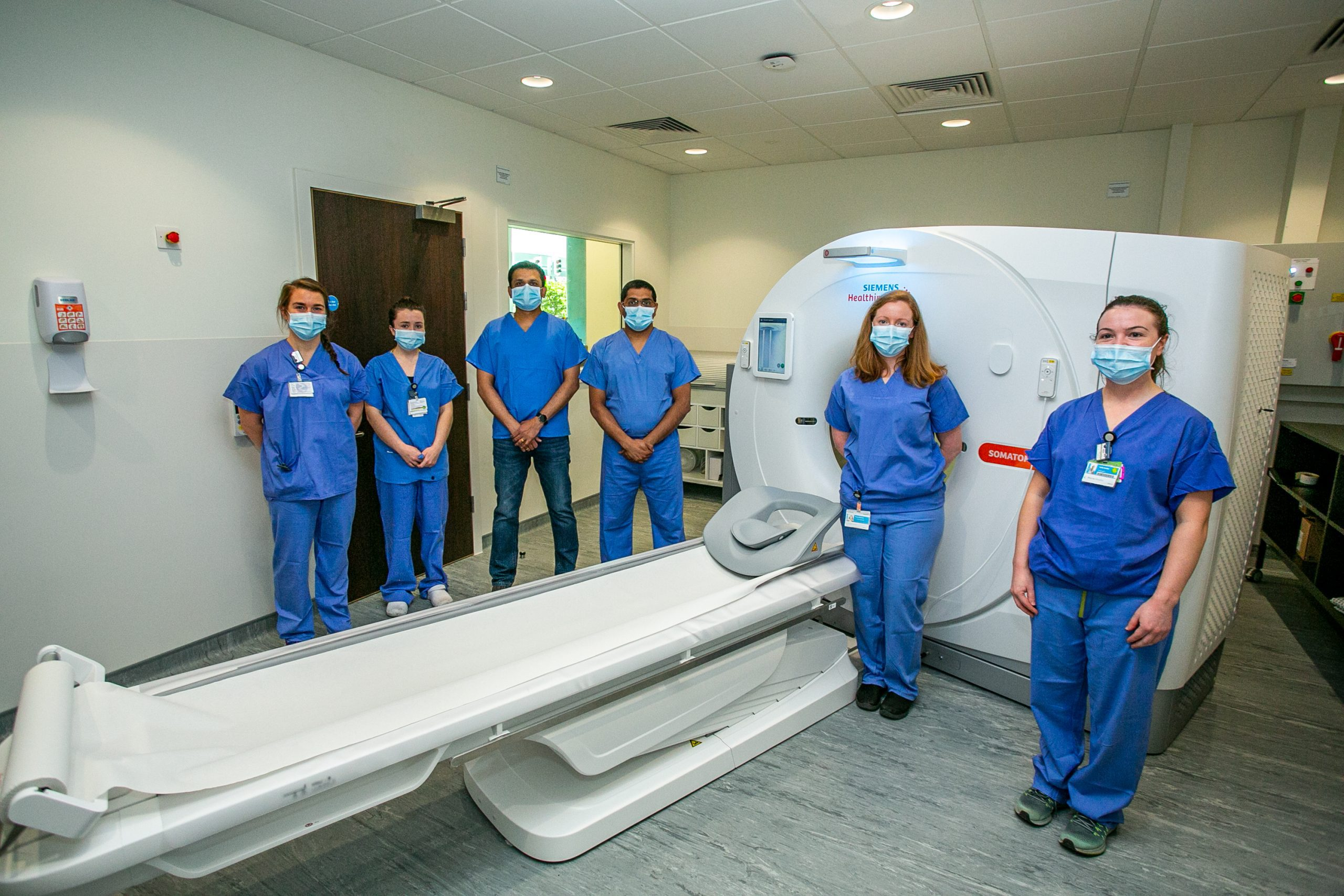 Beacon Hospital Radiology Department Expansion