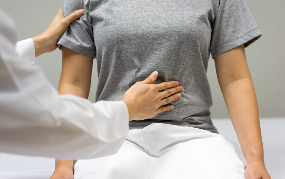 Pain in Stomach Belly Button, Physical Exam