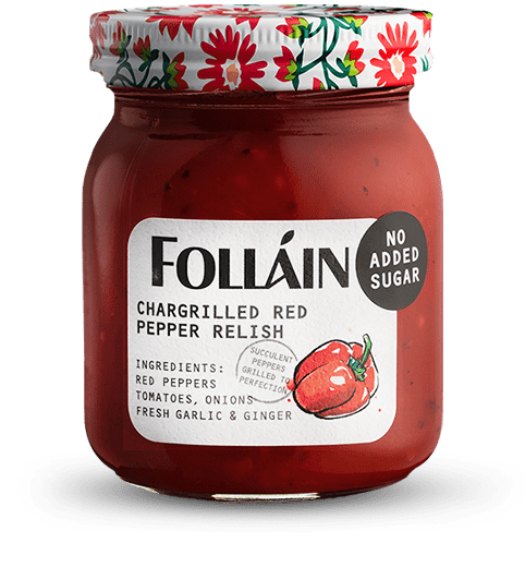 Photo of related product - Chargrilled Red Pepper Relish