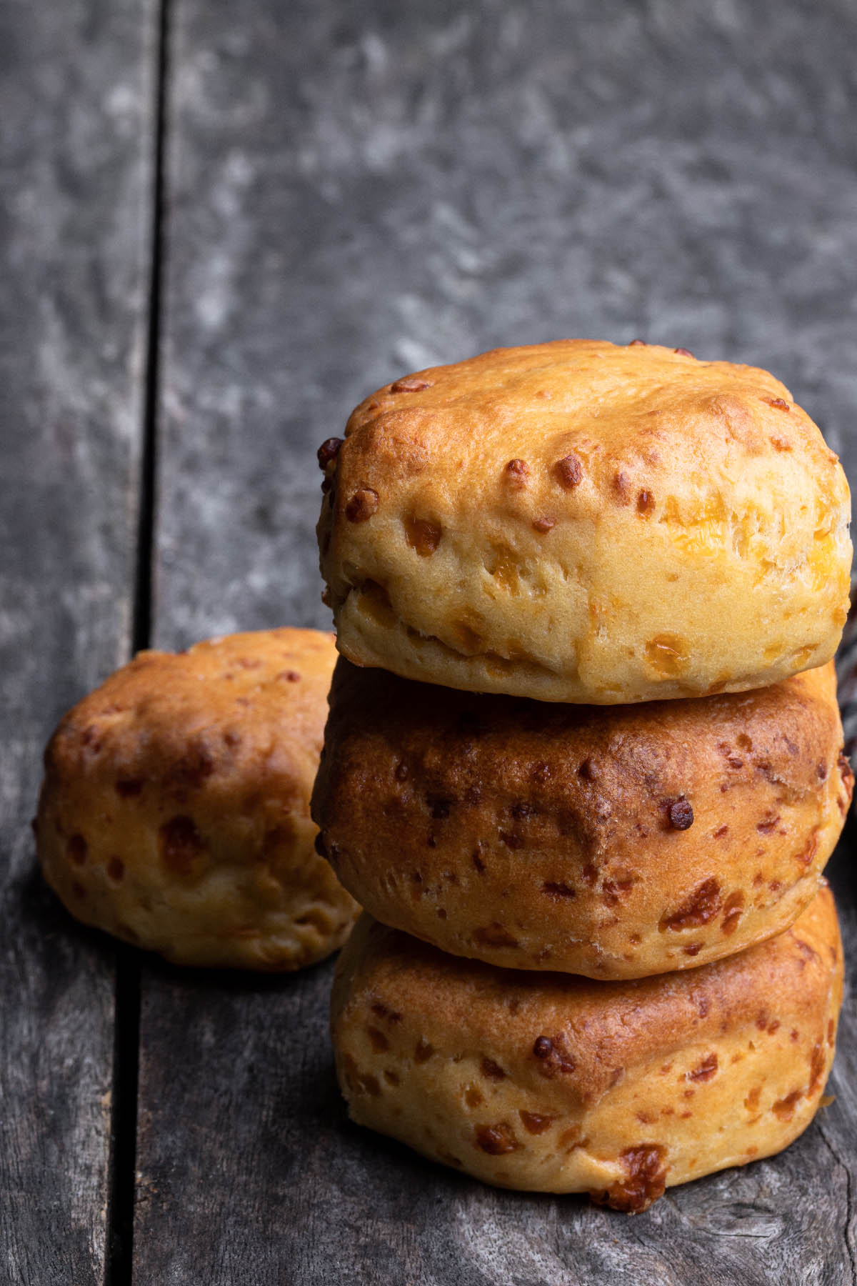 Photo of completed recipe for Cheese and Mustard Scones