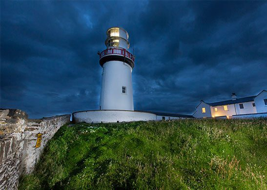 Galley Head Lightkeeper's House 1