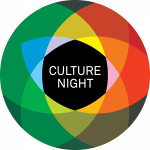 Culture Night 2015 logo