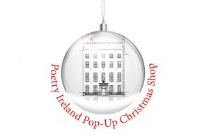 Poetry Ireland's Christmas Pop Up Shop