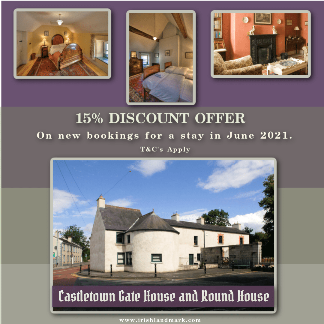 June Offers at Castletown Gate House & Castletown Round House